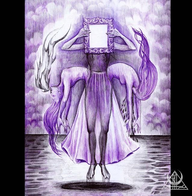 hantu ungu