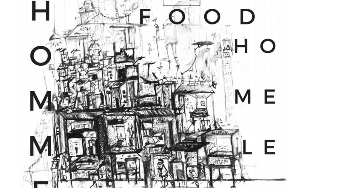 """""""Homme/Food Homeless"""" by  Marcello Martinez Vega"""